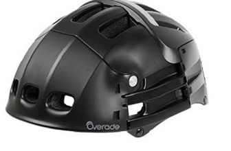 Casco bicicleta plegable